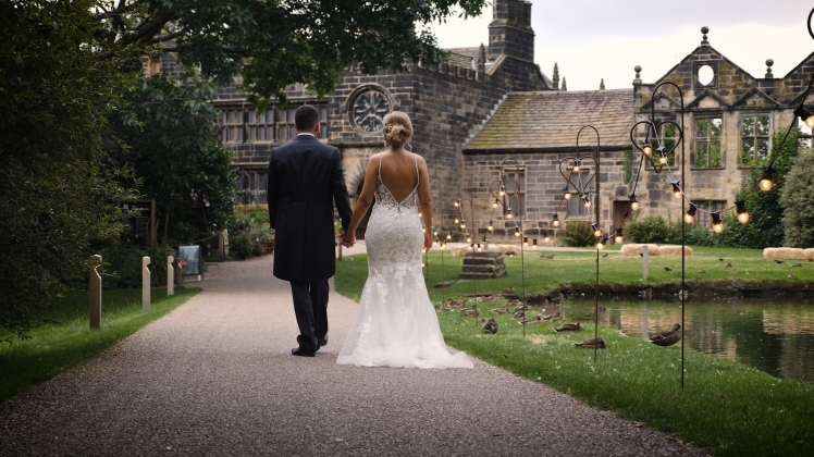 east riddlesden hall wedding highlights videographer leeds yorkshire keighley